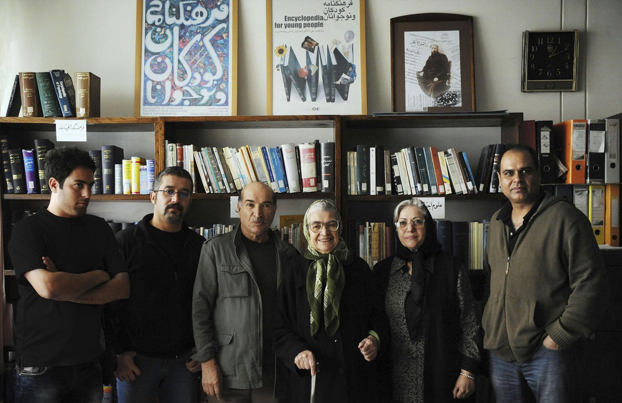 Bildergebnis für اکران مستند «تورانخانم»